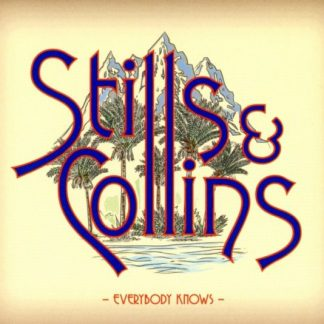 STEPHEN STILLS & JUDY COLLINS Everybody Knows CD