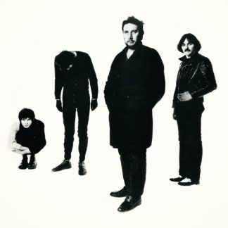 STRANGLERS Black And White CD