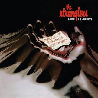 STRANGLERS Live X-Cert CD
