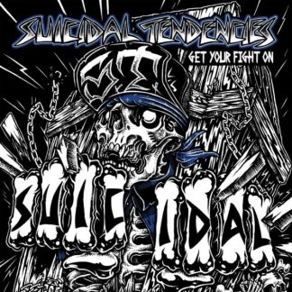SUICIDAL TENDENCIES Get Your Fight On LP