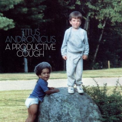 TITUS ANDRONICUS A Productive Cough LP Limited Edition