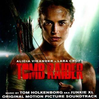 TOMB RAIDER Junkie XL (OST) CD