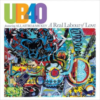 UB40 A Real Labour Of Love DLP Limited Edition