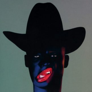 YOUNG FATHERS Cocoa Sugar LP Limited Edition