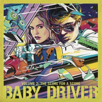 BABY DRIVER Vol.2 - The Score For A Score (OST) Steven Price CD