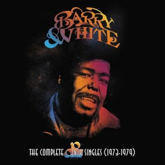BARRY WHITE The Complete 20th Century Singles (1973-1979) BOX 3 CD