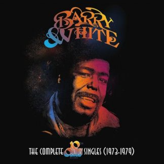 """BARRY WHITE The 20th Century Records 7"""" Singles BOX 10x7"""" Limited Edition"""