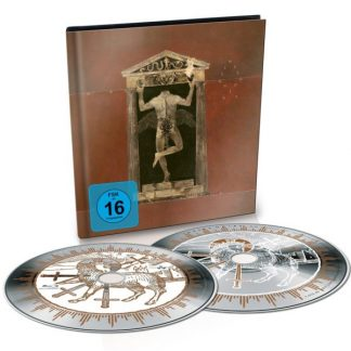 BEHEMOTH Messe Noire CD+BLURAY Limited Edition