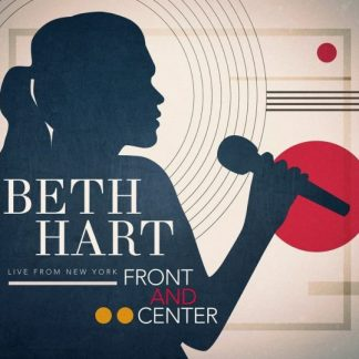 BETH HART Front And Center - Live From New York CD+DVD