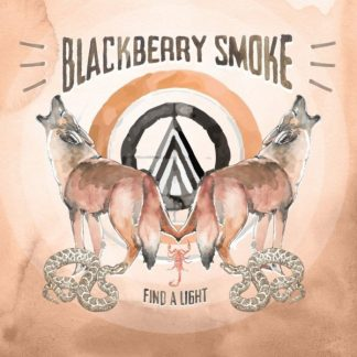 BLACKBERRY SMOKE Find A Light DLP Limited Edition