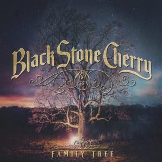 BLACK STONE CHERRY Family Tree DLP