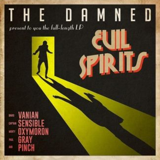 DAMNED Evil Spirits CD