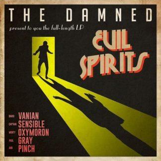 DAMNED Evil Spirits LP