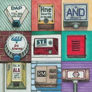 """DAPHNE & CELESTE Alarms 7"""" single Limited Edition"""