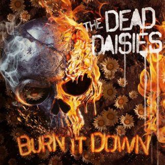 DEAD DAISIES Burn It Down LP Limited Edition