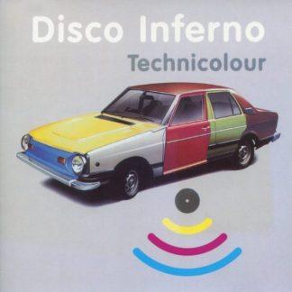 DISCO INFERNO Technicolour LP