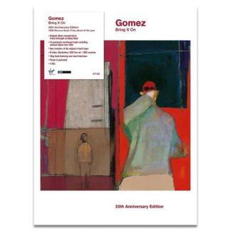 GOMEZ Bring It On BOX 4 CD 25th Anniversary Edition Ristampa