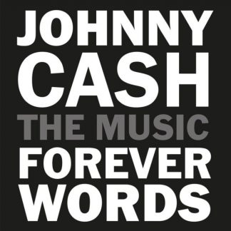 JOHNNY CASH Forever Words (VV.AA.) CD