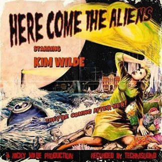 KIM WILDE Here Come The Aliens LP Limited Edition