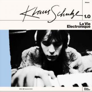 KLAUS SCHULZE La Vie Electronique Volume 1.0 DLP Limited Edition