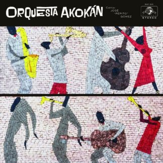 ORQUESTA AKOKAN Orquesta Akokan LP Limited Edition