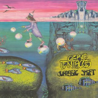 OZRIC TENTACLES Jurassic Shift CD