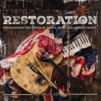 RESTORATION (VV.AA.) The Songs Of Elton John & Bernie Taupin CD