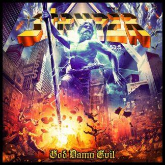 STRYPER God Damn Evil CD