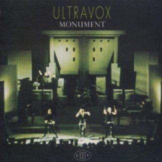 ULTRAVOX Monument CD+DVD