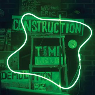 WRECKLESS ERIC Construction Time & Demolition CD