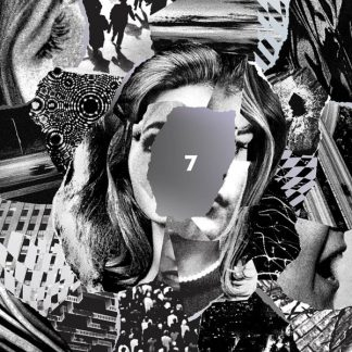 BEACH HOUSE - 7 (Seven) LP Limited Edition
