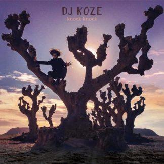 """DJ KOZE Knock Knock DLP + 7"""""""