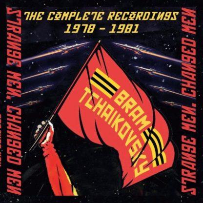 BRAM TCHAIKOVSKY Strange Men Changed Men Complete 1978-1981 BOX 3 CD