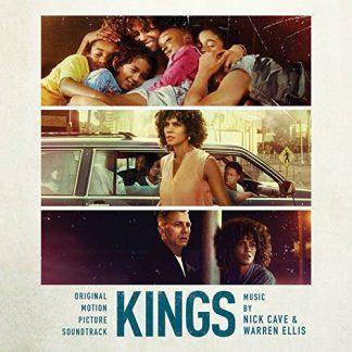 NICK CAVE & WARREN ELLIS Kings (OST) CD