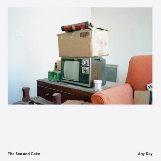 THE SEA AND CAKE Anyday LP Limited Edition