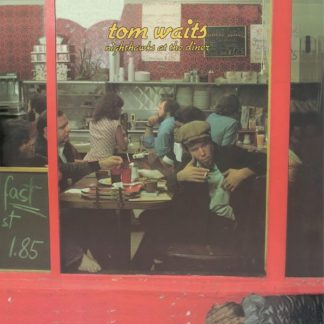 TOM WAITS Nighthawks At The Diner DLP Limited Edition