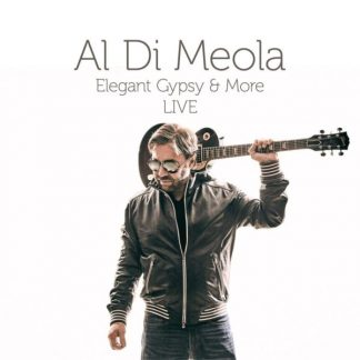 AL DI MEOLA Elegant Gypsy & More CD