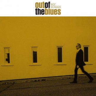 BOZ SCAGGS Out Of The Blues LP