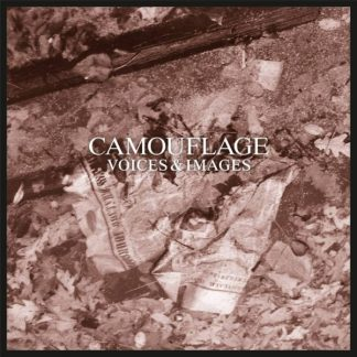 CAMOUFLAGE Voices & Images CD Limited Edition