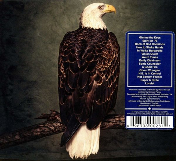 CLUTCH Book Of Bad Decisions CD