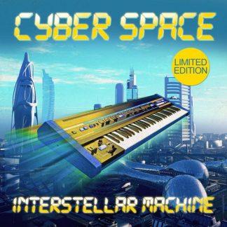 CYBER SPACE Interstellar Machine CD Limited Edition