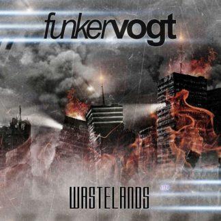FUNKER VOGT Wastelands CD Limited Edition