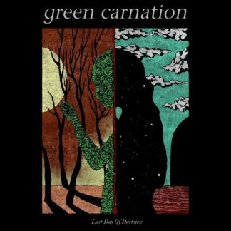 GREEN CARNATION Last Day Of Darkness CD+DVD