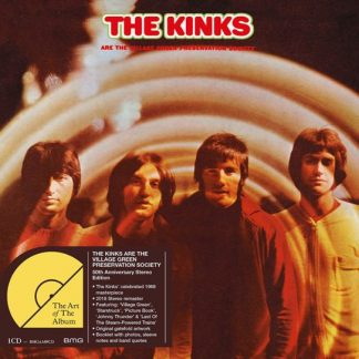KINKS The Village Green Preservation Society LP