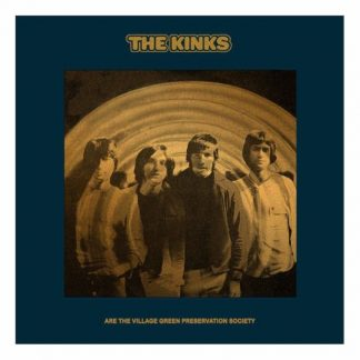 KINKS The Village Green Preservation Society BOX SET Super Deluxe Edition
