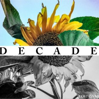 LOST ON ME Decade CD