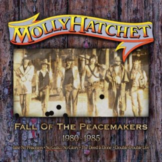 MOLLY HATCHET Fall Of The Peacemakers 1980-1985 BOX 4 CD