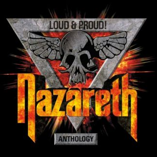 NAZARETH Loud & Proud! The Anthology BOX 3CD