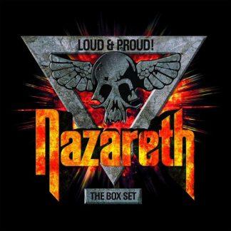 NAZARETH Loud & Proud! The Box Set BOX SET Super Deluxe Edition