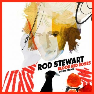 ROD STEWART Blood Red Roses CD